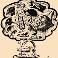 Monstruosidades dignas de una nariz evolucionista.